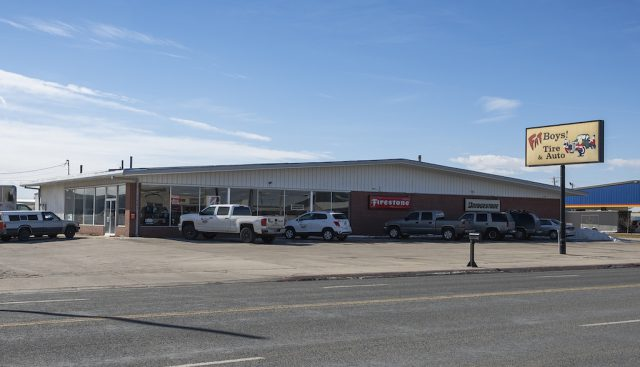scottsbluff tire & auto center