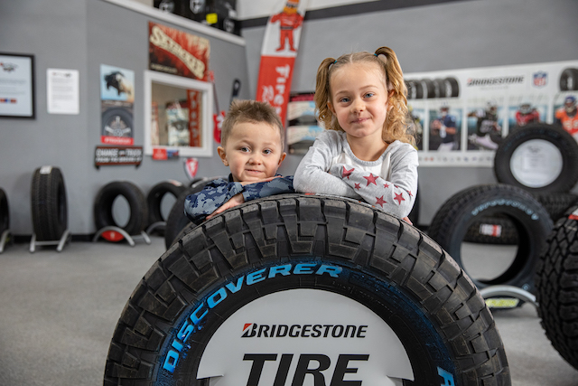 Your Local Tire Experts, The Fat Boys, The Fat Boys Are The Local Tire Experts